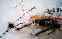Exposition du peintre abstrait François ARNAUD , François Arnaud  artiste peintre
